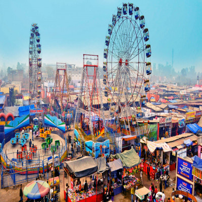 Poush Mela Places to See