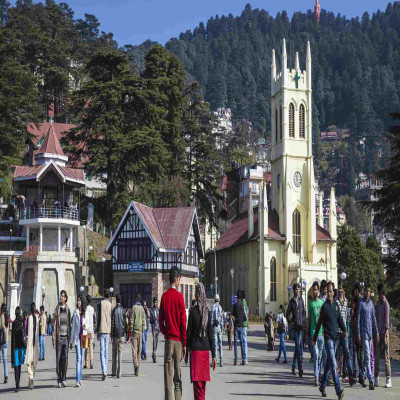 Shimla Summer festival Places to See
