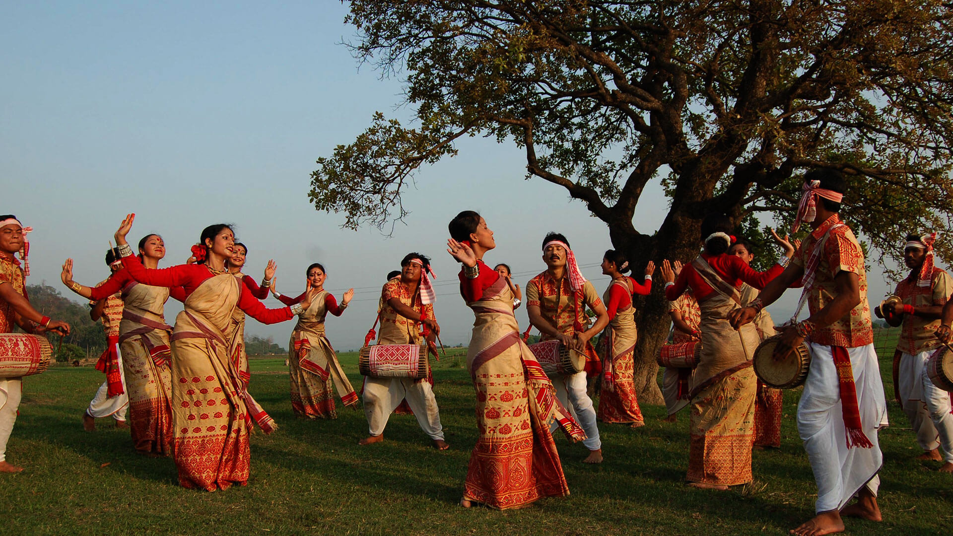 Rongali_Bihu_Attractions