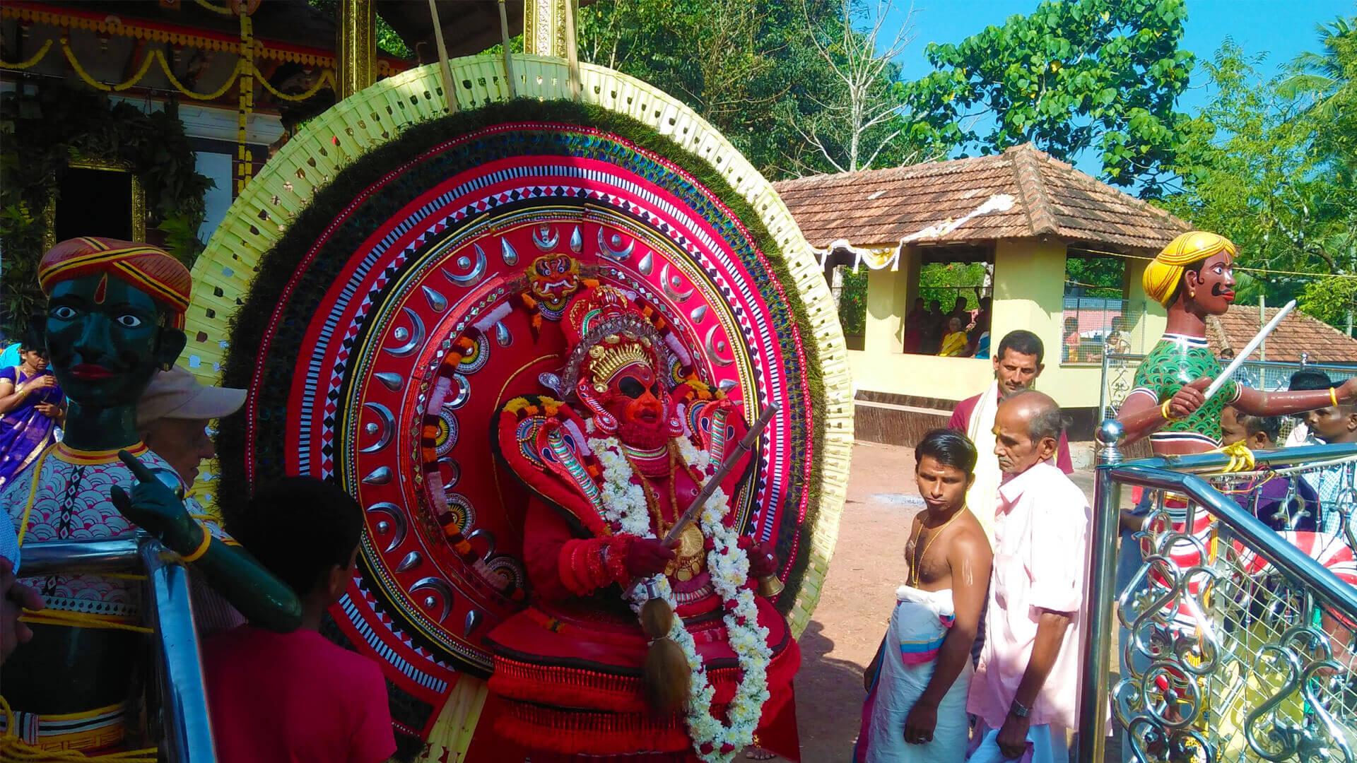 Kanathoor_Nalvar_BhoothaStanam_Attractions