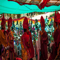 Lhabab_Duchen_Festival_Attractions