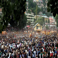 Kullu Dusshera Celebrations