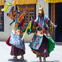 Losar Celebrations Place to visit