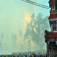 Uthralikavu_Pooram_Attractions