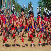 Hornbill Festival Place to visit