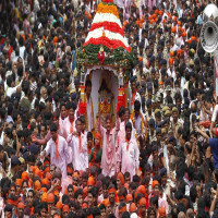 Jagannath Rath Yatra Places to See