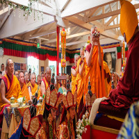 Lhabab Duchen Festival Package Tour
