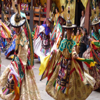 Losoong Festival Tours