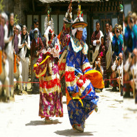Losoong Festival Travel