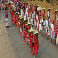 Garia Puja Places to See