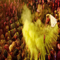 Barsana Holi Places to See