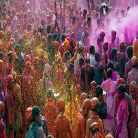 Barsana Holi Travel Plan