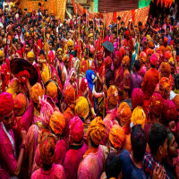 Barsana Holi Travel