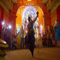 Durga Pooja Places to See