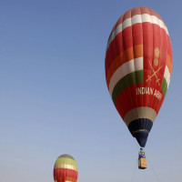 Hot Air Balloon Places to See