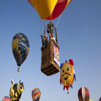 Hot Air Balloon Package Tour