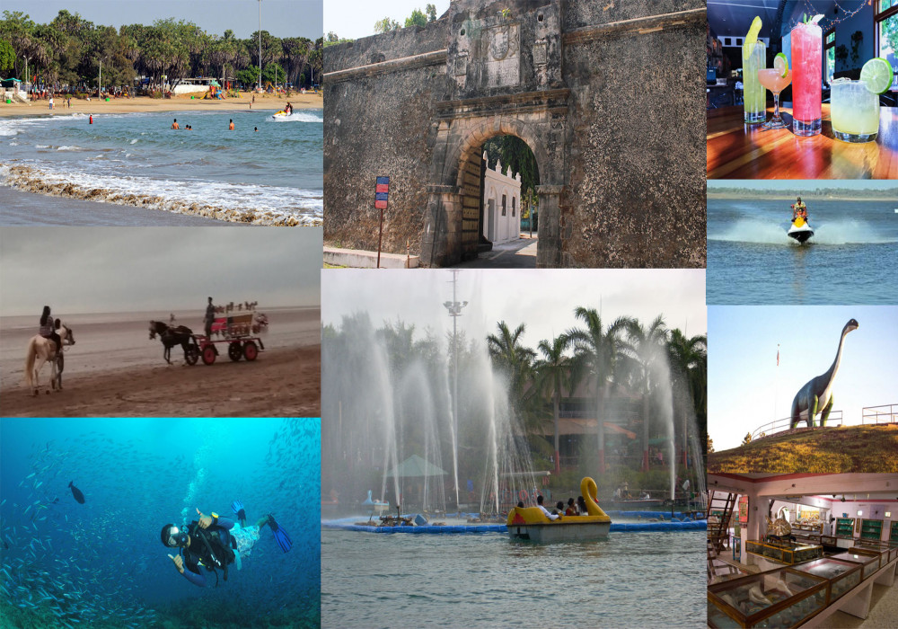 Things to do in Daman and Diu