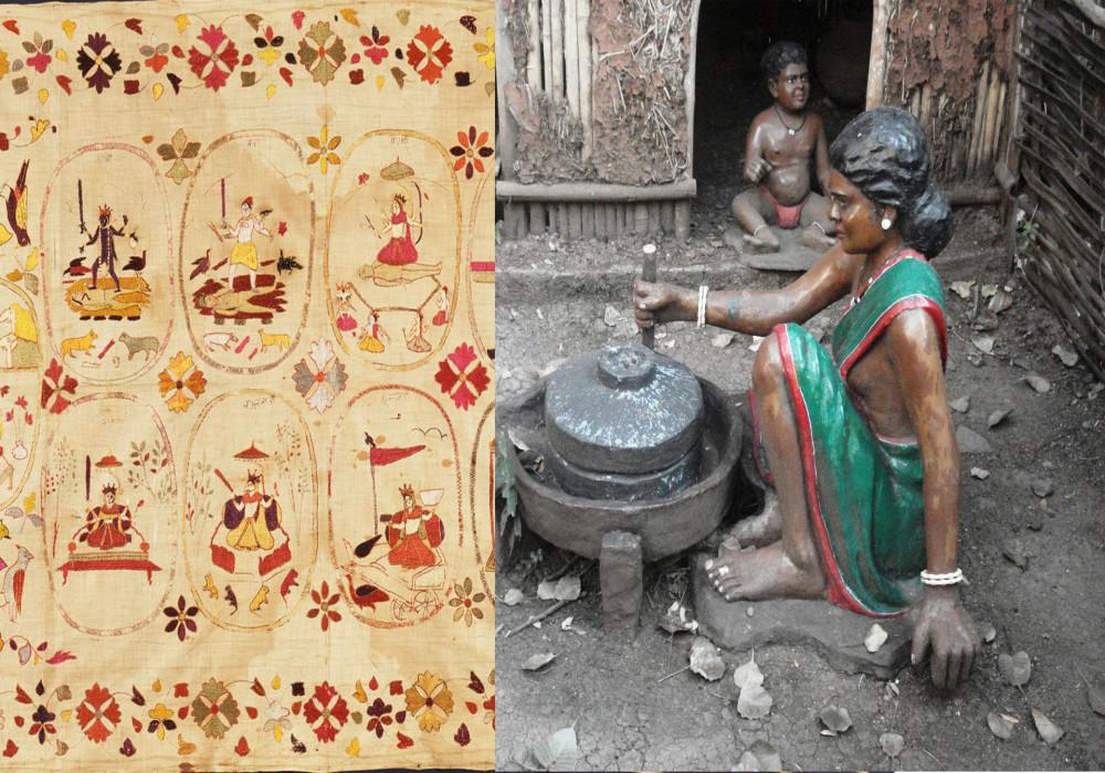 Art and Handicraft of Dadra and Nagar Haveli