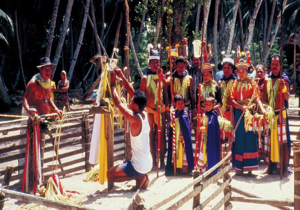 Culture of Andaman and Nicobar