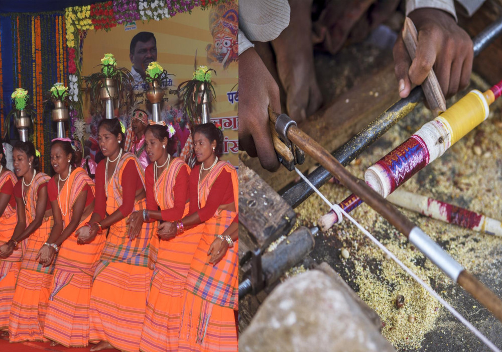 Art and Handicraft of Lakshadweep