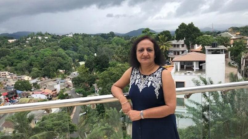 Anita Nayyar COO Patanjali Ayurved
